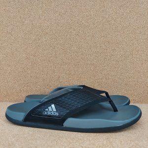 Adidas Performance Mens Gray Summer Sandals Sz 11
